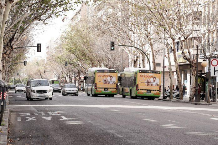 Autobuses de Aucorsa Foto RAM