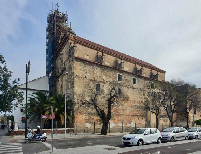 Finalizan los trabajos para la impermeabilización provisional de la Iglesia Campo Madre De Dios