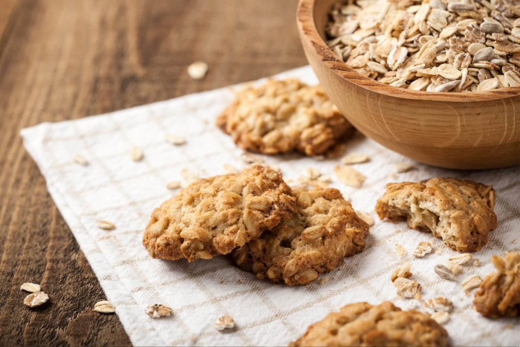 Con esta fácil receta podrás cocinar unas deliciosas galletas.    Foto: envato