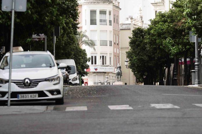 Zona azul centro Córdoba. Foto: insitu diario