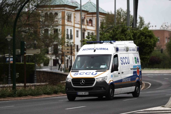 Ambulancia en Córdoba