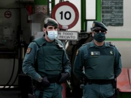 Guardia Civil /RAM