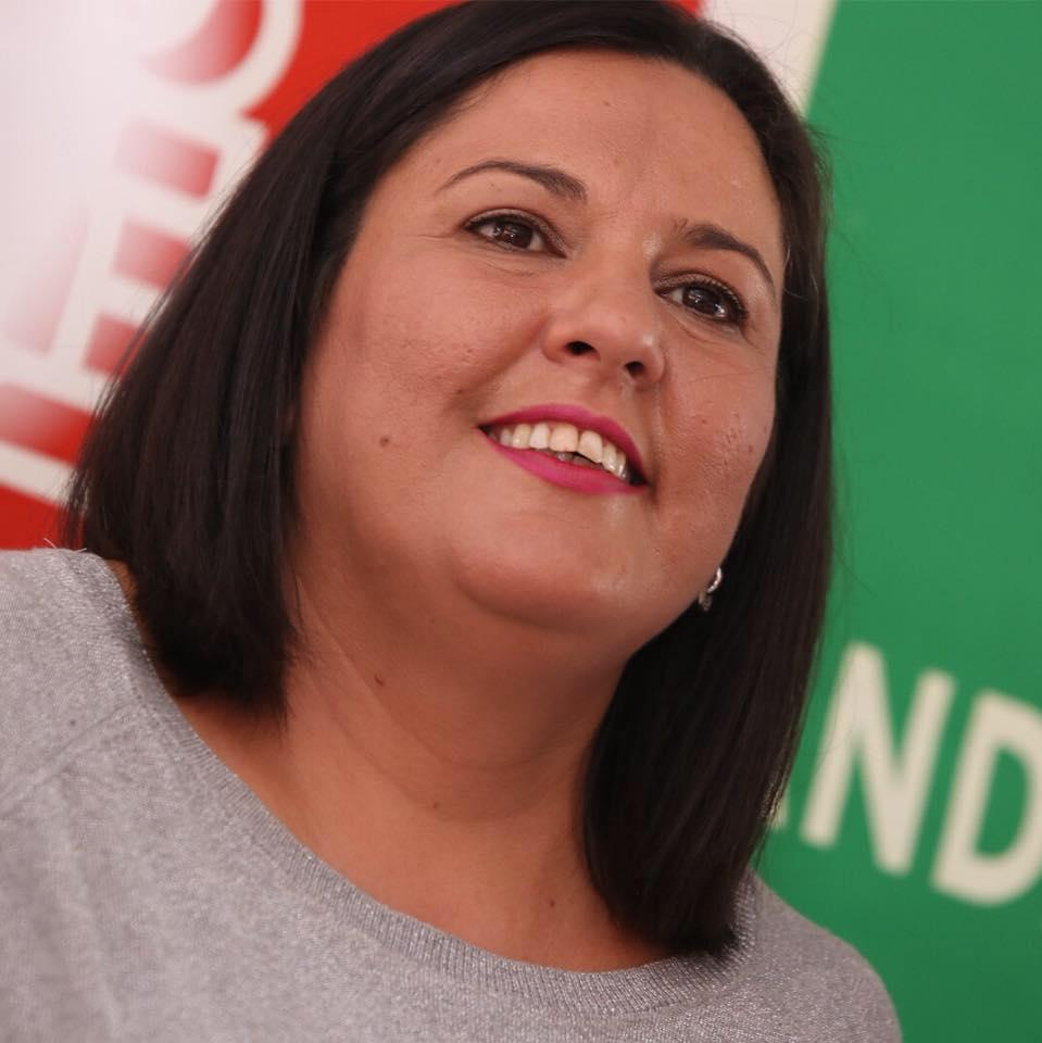 Lola Amo, vicesecretaria general de Política Municipal del PSOE de Córdoba
