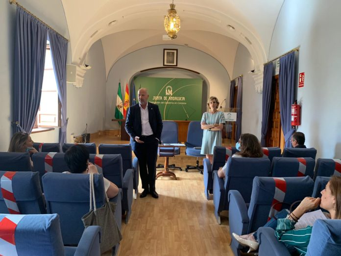 Javier Imbroda, Consejero de Educación de la Junta de Andalucía