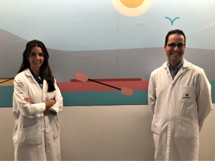 Daniel Ruiz, y Victoria Jiménez, ponen en marcha ala Unidad de Neufro-Urología Pediátrica