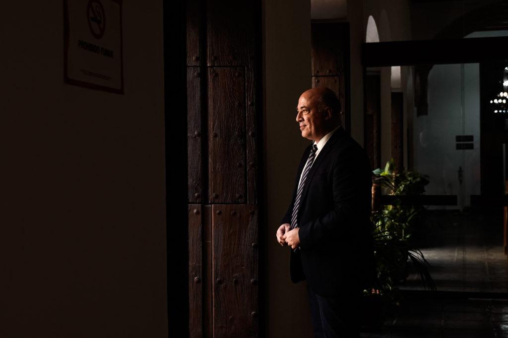 Antonio Ruiz presidente de la Diputación