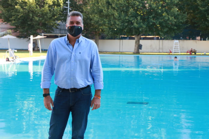 Reapertura piscina de la Fuensanta
