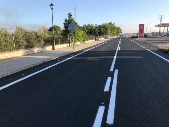 Carretera La Guijarrosa