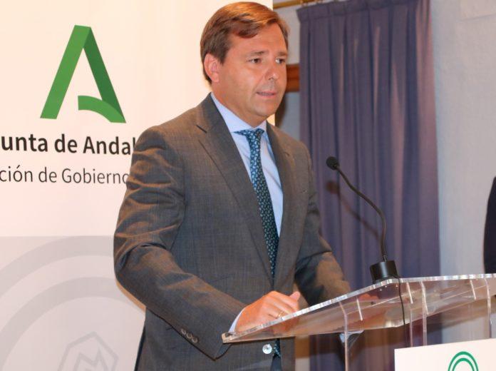 Delegado de Gobierno, Antonio Repullo