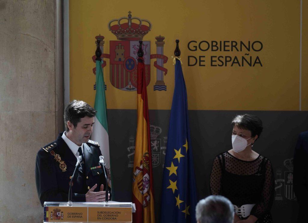 Carlos Enrique Serra, nuevo jefe provincial de la Policía Nacional
