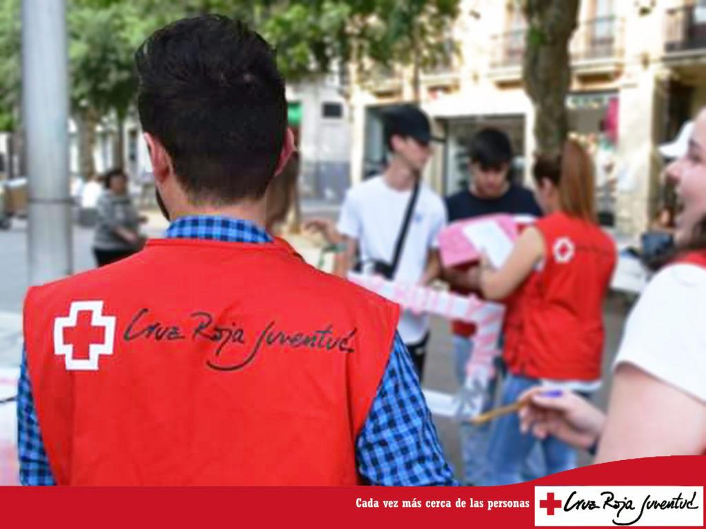 Antonio José Carmona en Cruz Roja Juventud