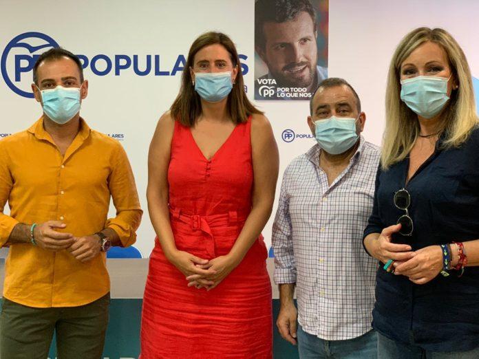 Reunión de alcaldes de Córdoba del PP