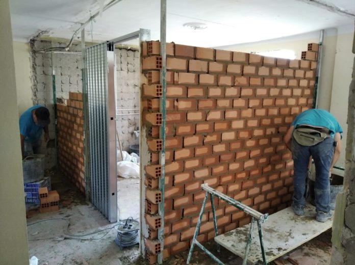 Obras viviendas de alquiler