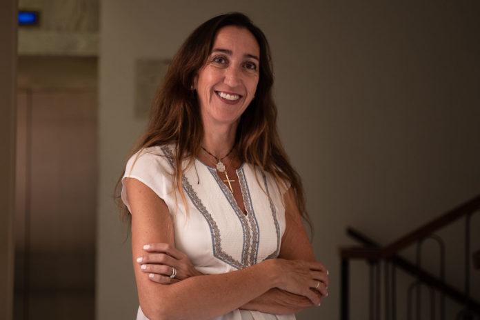 Paula Badanelli. Foto: Miguel Valverde