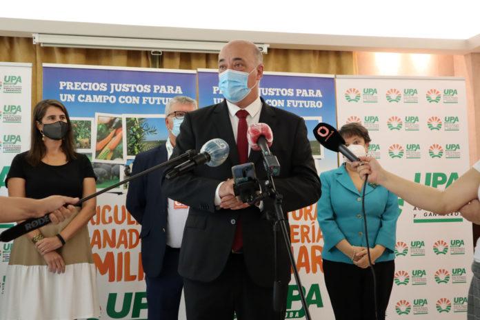 9o Congreso UPA Córdoba, sector del olivar