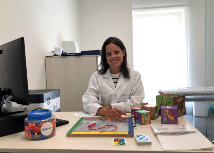 Alba Jurado, psicóloga infantil del Hospital Quirónsalud Córdoba