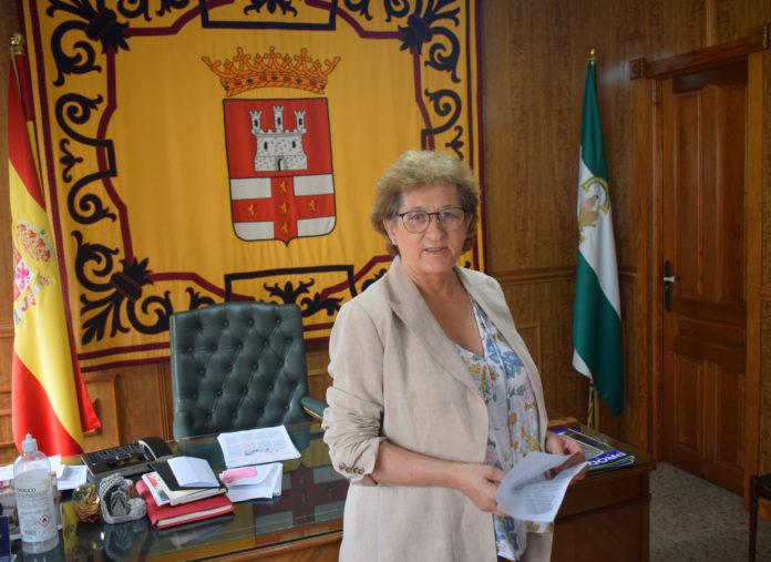 Sierra Luque, alcaldesa de Almodóvar del Río