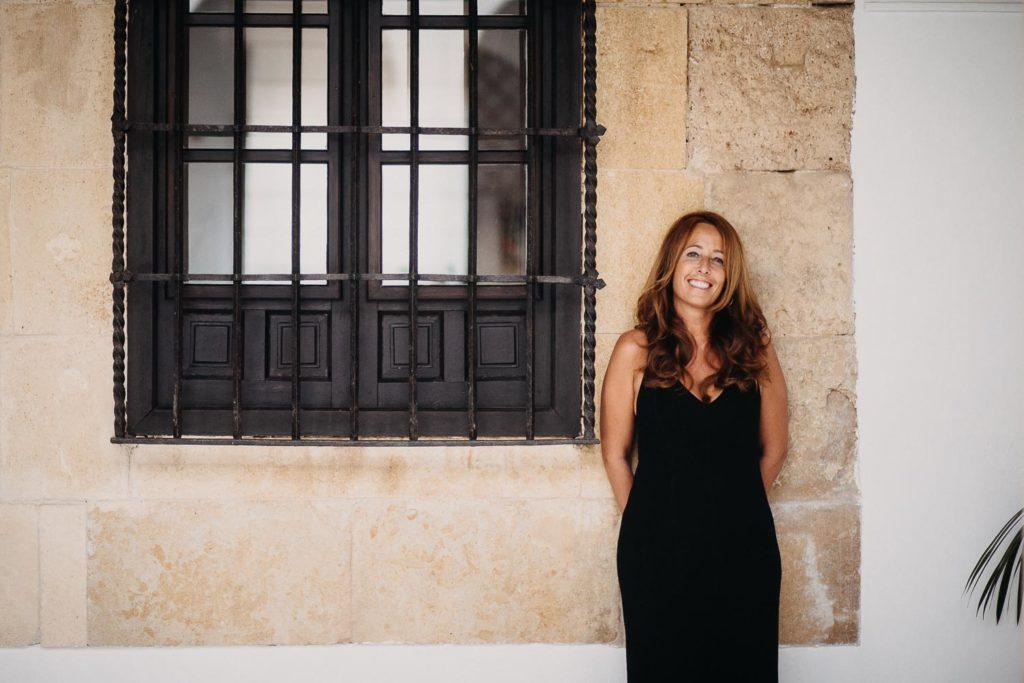 La delegada de Cultura Promoción y Casco Histórico en el Palacio de Orive