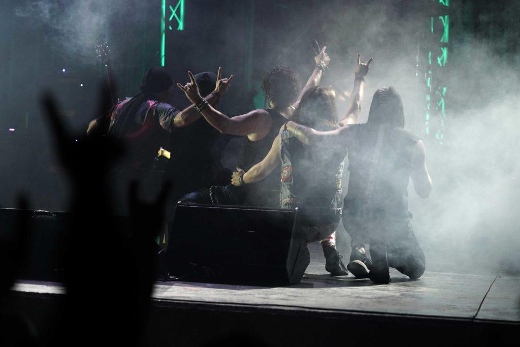 Festival Grita. Foto: IMAE