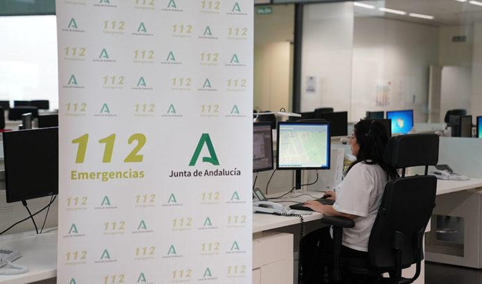 oficina Emergencias 112 Andalucía
