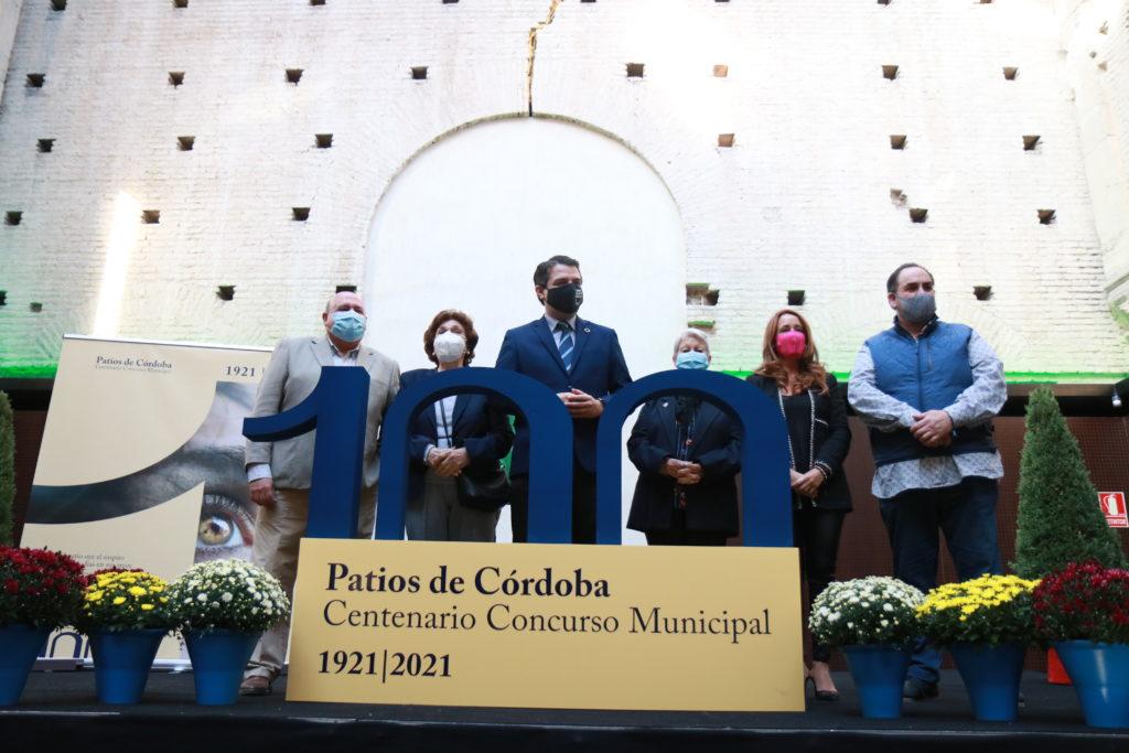 José María Bellido, 100 años de Los Patios