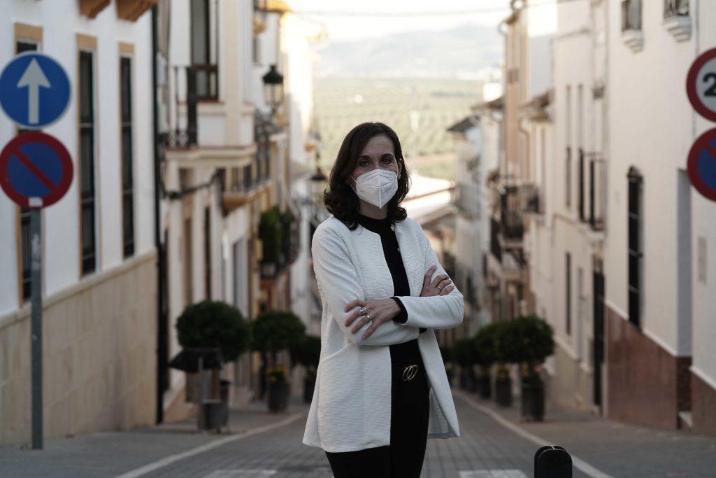 Teresa Romero, Alcaldesa de Monturque