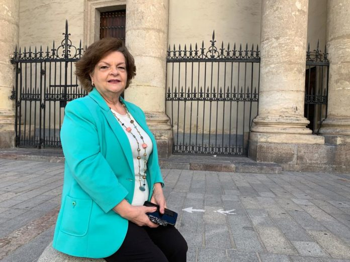 Chary Serrano, bloguera gastronómica