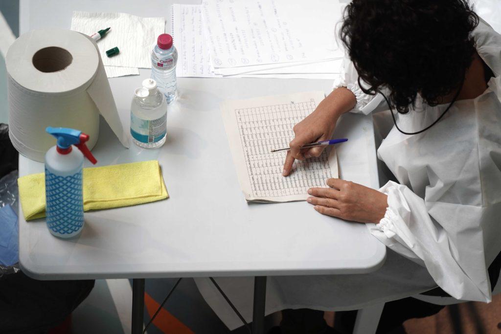 Test masivos por Covid-19 en Almodóvar del Río