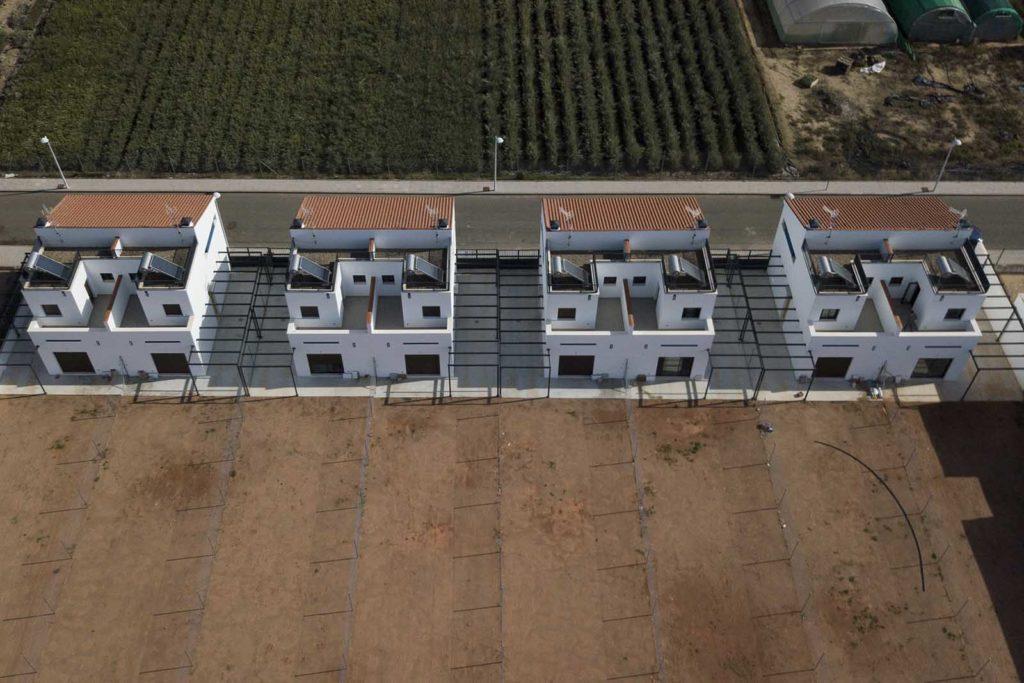 Casas VPO Encinarejo FOTO: RAM