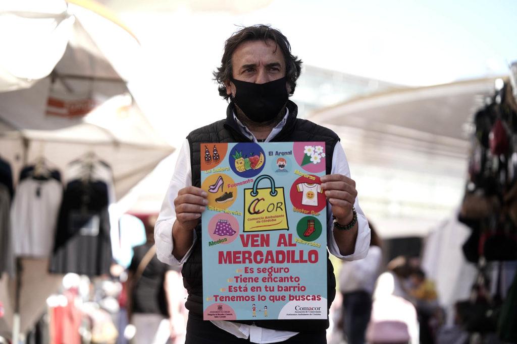 Antonio Torcuato, representante de Comacor
