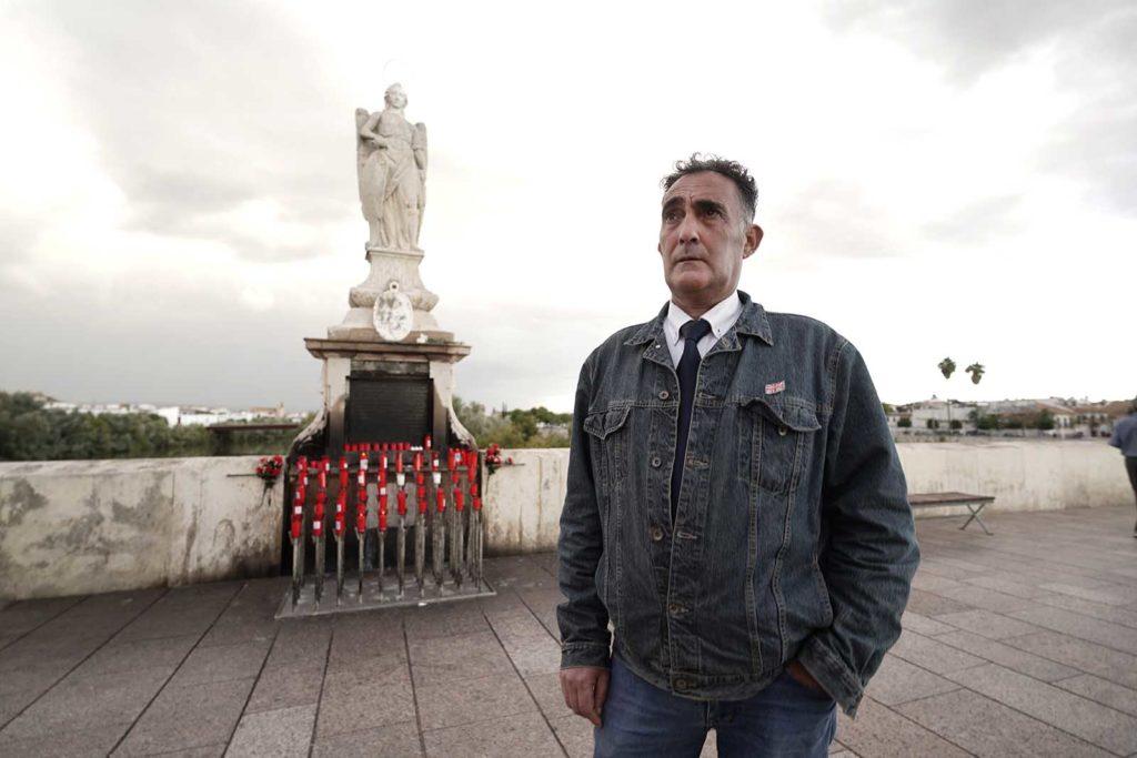 Diego Casas, presidente de la asociación 'Córdoba, solo hay una'