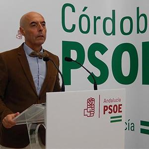 Foto PSOE: Antonio Hurtado, adquisitivo