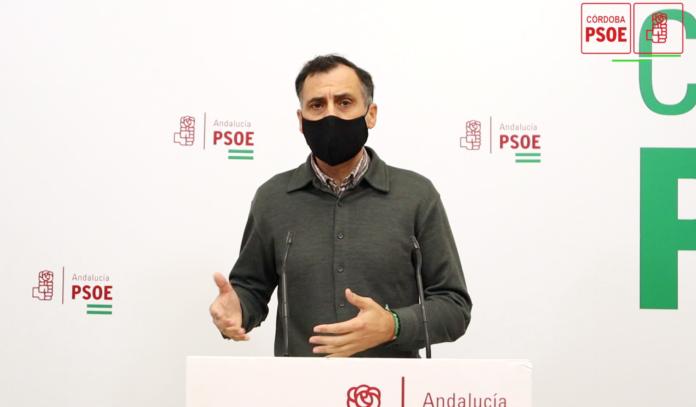 Alfonso Muñoz, senador del PSOE por Córdoba