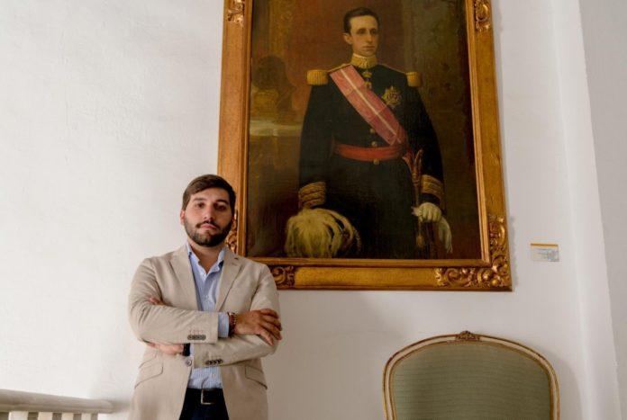 Miguel Castellano, portavoz provincial de Ciudadanos