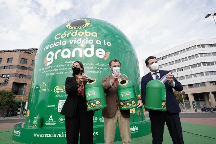 'Córdoba recicla a lo grande'