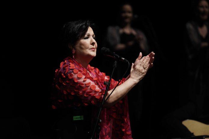 Carmen Linares en el Gran Teatro