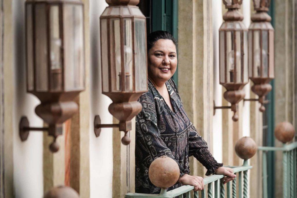 Lola Amo, vicepresidenta primera de Diputación de Córdoba. Foto: RAM