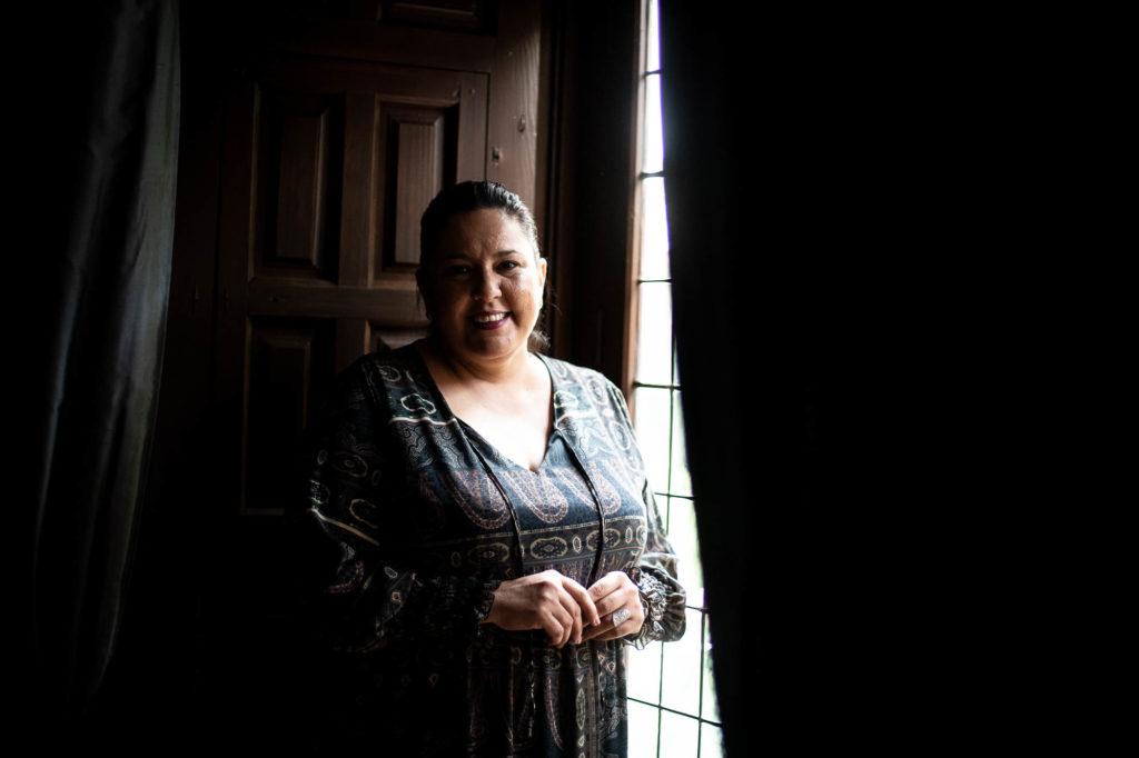 Lola Amo, vicepresidenta primera de Diputación de Córdoba. Foto: Miguel Valverde