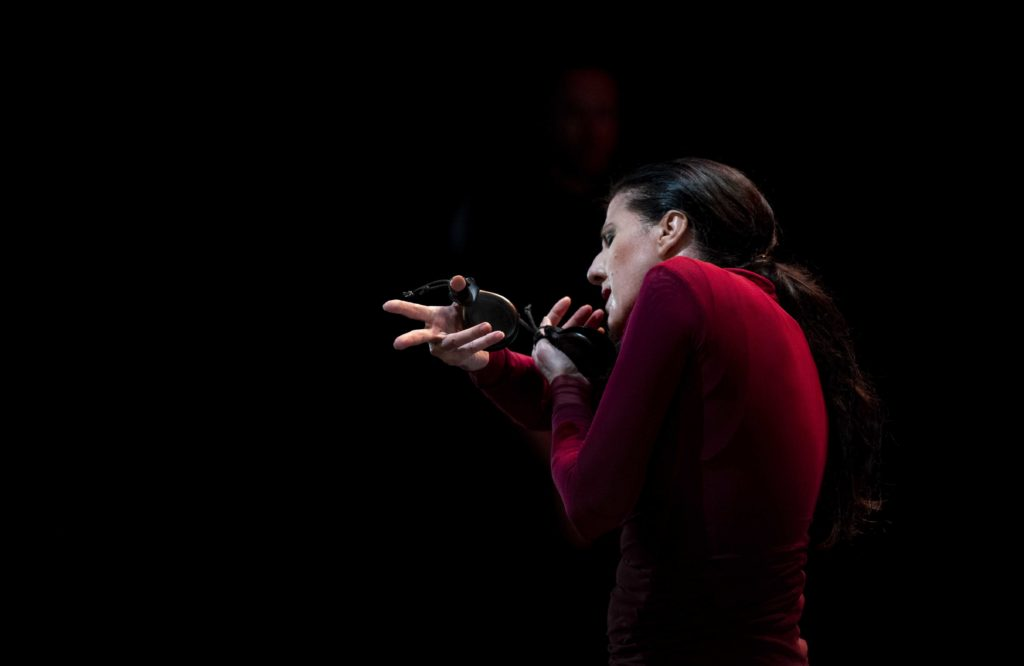 María Pagés en el Gran Teatro de Córdoba