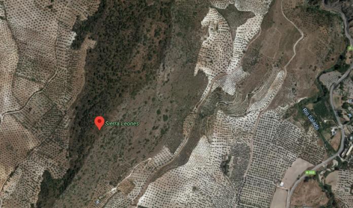 sierra leones, Priego de Córdoba