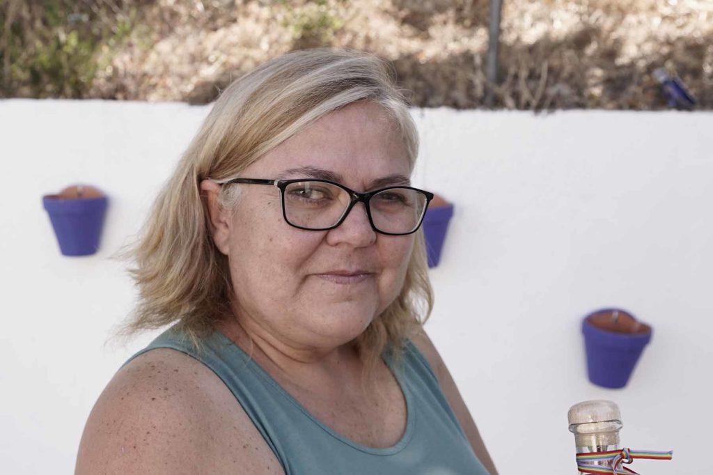Manuela Romero, alcaldesa del Ayuntamiento de Zuheros