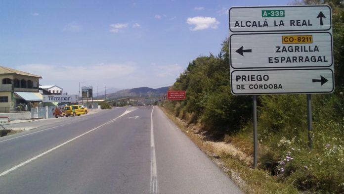Variante de Priego de Córdoba, millones de euros
