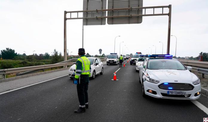 Guardia Civil, Foto: Junta de Andalucía, A-4 en Córdoba
