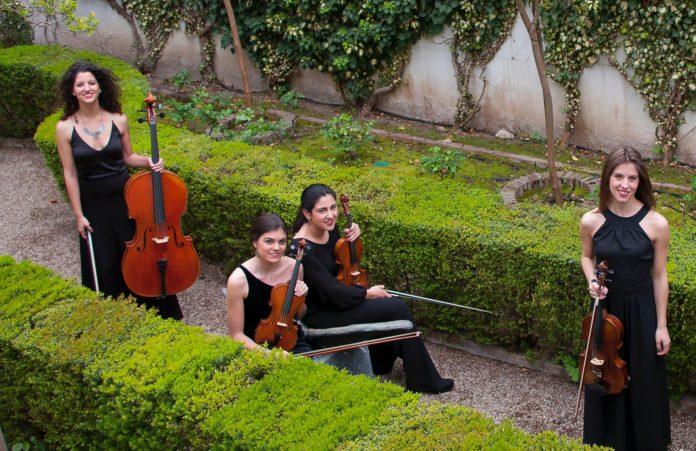 Cuarteto Nher. Concierto Sinagoga de Córdoba