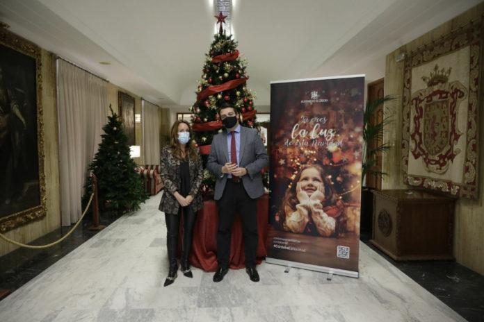 Presentación de la Navidad en el Ayuntamiento de Córdoba