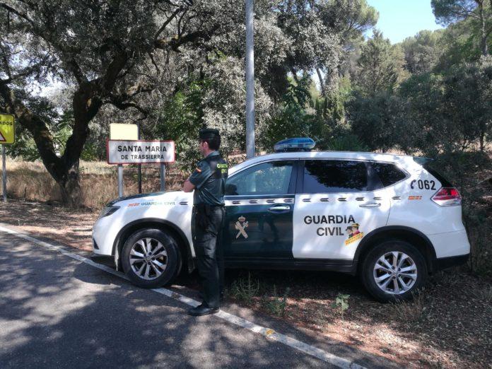 Puesto de Cordoba, Seguridad Ciudadana en Santa Maria de Trassierra