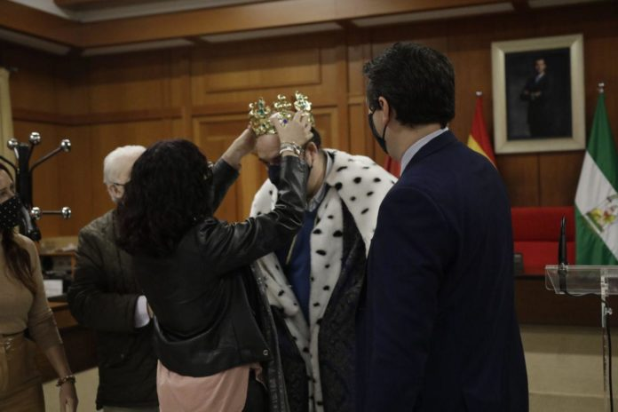Coronación virtual Rey Melchor