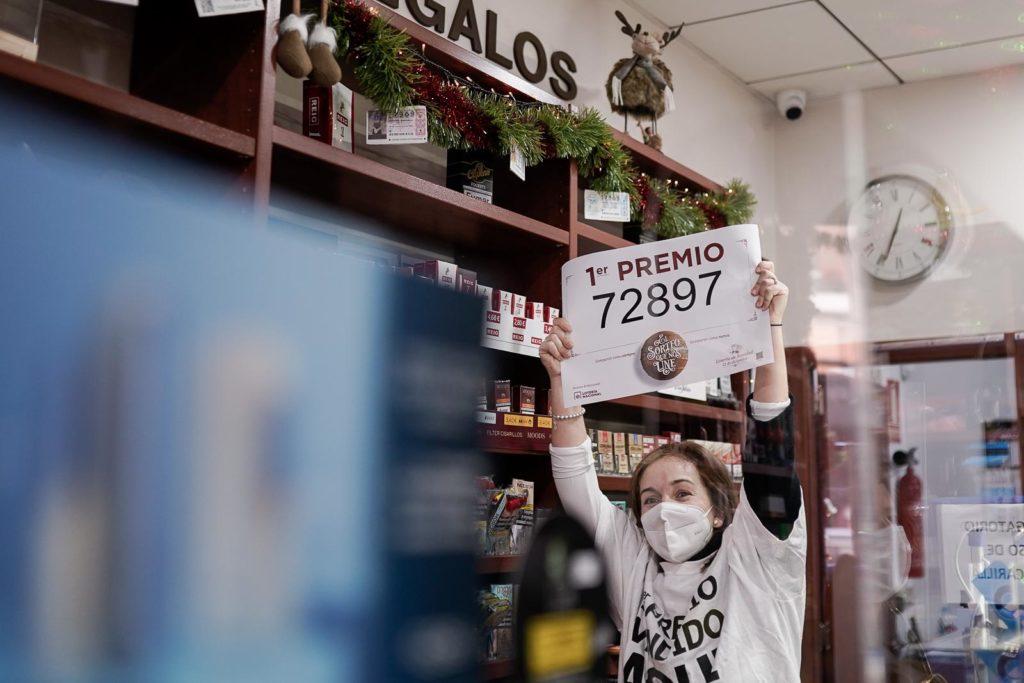 El 'Gordo' de Navidad cae en Córdoba