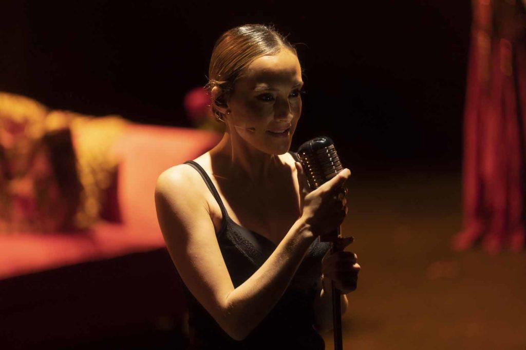 'Qué no daría yo, por ser Rocío Jurado' en el Gan Teatro FOTO: IMAE