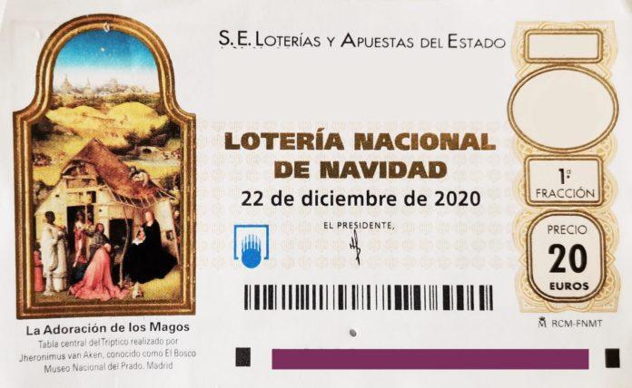 Lotería Navidad. Foto: Insitu